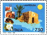 # ITALIA ITALY - 1996 - LAMPEDUSA (Sicilia) Isola Island Tourism - Stamp MNH