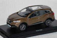 Renault Kadjar 2015 braun 1:43 Norev neu & OVP 517780