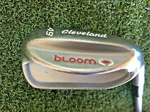 """Cleveland Bloom 49* Chipper / RH / 50g Ladies Graphite / ~34"""" / Nice / mm5454"""