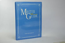 YuGiOh Master Guide YU GI OH YGO  Duelist Card Case Storage File for 24 Cards