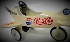 An Air Plane Pedal Car Vintage Airplane WW2 1940s Mustang Aircraft Midget Model