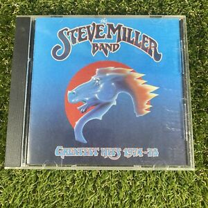 Steve Miller Band - Greatest Hits 1974 - 78 CD - Good Condition - Fast Dispatch