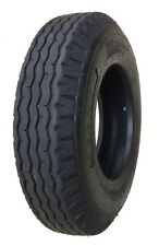One New Heavy Duty Highway Trailer Tire 8-14.5 14PR LR G- 11067