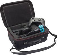 Venom Nintendo Switch Deluxe Console Accessories and Games Storage Case - VS4799