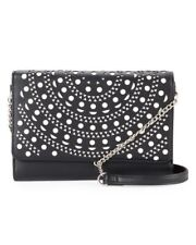 Max Studio Casual Yare wallet on a chain, Removable adjustable crossbody strap.