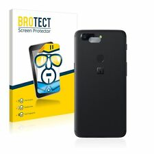OnePlus 5T (camera), 2 x BROTECT® HD-Clear Screen Protector, hard-coated