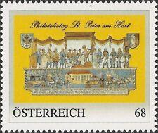 Philatelietag St. Peter am Hart - Bogennummer 8114814**