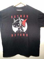 Batman Beyond Funko Pop Tees Men's Black T-Shirt - Size 2-XL