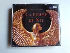 LA FEMME DU NIL de BRIGITTE RIEBE lu par J-M GALEY - COFFRET 4 CD LIVRE AUDIO