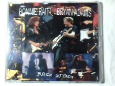 BONNIE RAITT BRYAN ADAMS Rock steady cd singolo HOLLAND