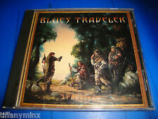 BLUES TRAVELER cd TRAVELERS AND THIEVES free US shipping