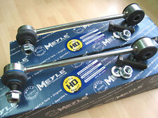 COPPIA Meyle HD posteriore Anti Roll Bar Link per VW Caddy 2k0505465e * 4 Anni di Garanzia *