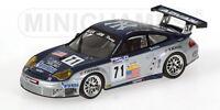 1/43 Porsche 911 GT3 RSR Alex Job Racing Le Mans 24 Hrs 2005 #71  Class Winners