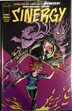 Sinergy #1 NM- 1st Print Free UK P&P Image Comics