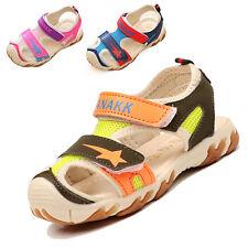 Enfants garçon filles sandales sport fermée  semelle antidérapant