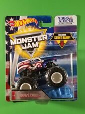 Hot Wheels Monster Jam - Stars and Stripes Grave Digger