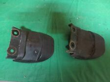 2000 Yamaha Grizzly 600 4x4 ATV Front CV Joint Axle Boot Guards (156/88)