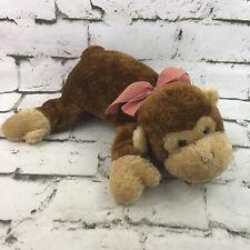 Mary Meyer Flip Flops Plush Monkey Brown Chimp Stuffed Animal Soft Toy