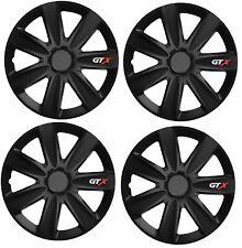 "14/"" Stylish Pheonix Wheel Cover Hub Caps x4 Ideal For Seat Ibiza"