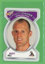 2006 Select NRL Accolade Footy Faces Scott Hill