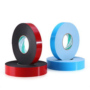 Multi Sizes PE Double Sided Foam Tape Craft Tape For Billboards/Plastic/Glass