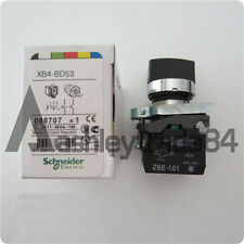 10PCS Schneider Selector Switch XB4BD53 New In Box