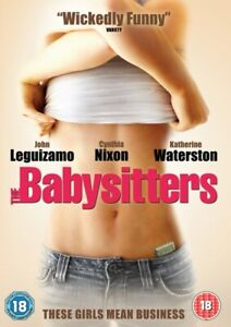 BABYSITTERS (DVD) (COMEDY) (NEW AND SEALED) (REGION 2) (FREE POST)