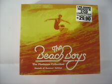 BEACH BOYS - THE PLATINUM COLLECTION - 3CD NEW SEALED 2005