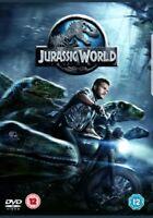 * NEW SEALED DVD Film * JURASSIC WORLD * Dinosaur Movie