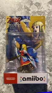 Nintendo Legend of Zelda Skyward Sword HD - amiibo Figure Zelda & Loftwing