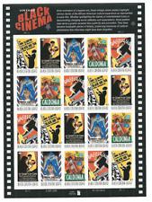 Scott# 4336/40...42 Cent...Black Cinema....Pane of 20 Stamps