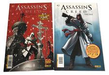fumetto ASSASSIN'S CREED - THE FALL Serie Completa 1-2 - Panini Comics