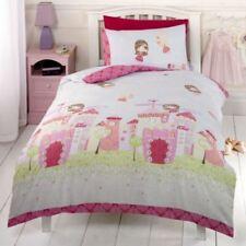 Parures et housses de couette coton mélangé avec des motifs Nature pour chambre à coucher