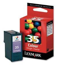 Cartouches d'encre Lexmark jet d'encre pour imprimante avec offre groupée