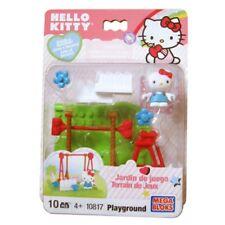Mega Bloks Hello Kitty Playground (10 pcs) #10817