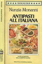 ANTIPASTI ALL'ITALIANA