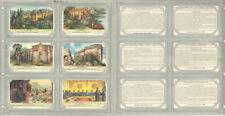 Liebig, Set 6 Cards, F1650, 1956, Mount Athos, Greece, Orthodox Church