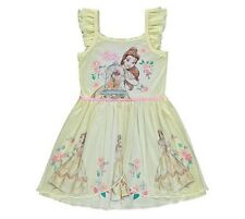 BNWT Girls Disney Princess Belle Nightdress with Sound Accessory Age 4-5 years