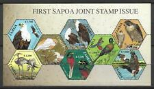 ZAMBIA, 2004FIRST SAPOA STAMP ISSUE, MNH MIN SHEET.