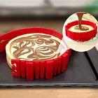 4Pcs Nonstick Silicone Cake Mold Magic Bake Snakes DIY Cake Mould Baking Tool AU