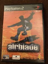 Airblade (PS2) PlayStation 2 Video Game Pal Complete w/ Manual. VGC and Tested