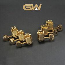 Wilkinson Deluxe Tuners/Machine Heads Gold WJ45 EZ Lock