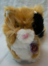 """American Girl Doll GINGER THE CALICO CAT W/ BENDABLE TAIL 5"""" Doll ANIMAL Toy"""