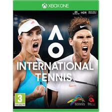 AO International Tennis Xbox One Game -