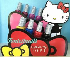 Opi Ddh01 Hello Kitty Edition A Classic 12pc Display Set H86 H87 H88 H89 H90 H91