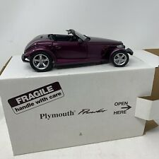 DANBURY MINT PLYMOUTH PROWLER 1:24 Die Cast Car