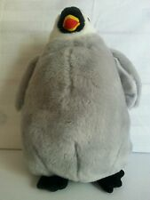 "Happy Feet Two 13"" Talking  Atticus  Plush Stuffed Animal  Penguin."