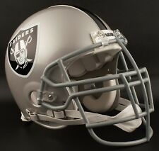OAKLAND RAIDERS 1964-1999 NFL Riddell AUTHENTIC Throwback Football Helmet