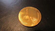VINTAGE WHITEHALL WISCONSIN COIN TOKEN 100 YEAR COMMEMORATIVE 1874-1974 0.8OZ