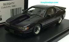 1/43 HI STORY HS118PP NISSAN S13 SILEIGHTY SIL80 BASED ON SILVIA 180SX model car